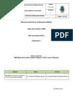 Manual de Laboratorio de Bioquimica Medica