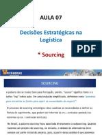 Aula 07 - EPL - Decisoes Estrategicas - Sourcing
