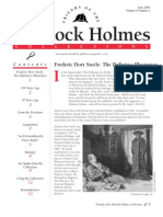 Sherlock Holmes Collection Newsletter Vol 6 No 2
