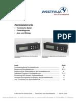 Westfalia t 4 Central Electronic Unit