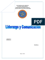 Comunicacion y Liderazgo