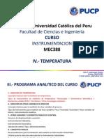 05 Medicion de Temperatura Mec 388 Instrumentacion Revjs2a