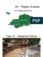 REGIAO SUDESTE DO BRASIL