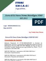 0000.-Expo Norma NMP 005-2011 - Freddy Arias Chavez