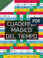 Cuaderno Magico Del Tiempo