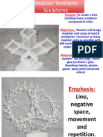 Modular Sculpture 8