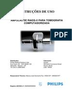 Instruções de Uso Ampolas de Raio-x Tc - Rel[4465!1!2]