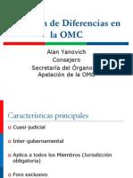 Soluciòn de Controversias_OMC