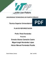 Plan de Reforestacion