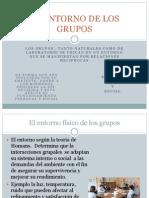 El Entorno de Los Grupos