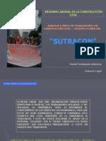 Regimen Laboral 2014 - 2015