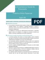 Historia Económica y Social de Venezuela Siglo XX -  Brito Figueroa