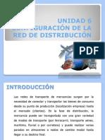 Unidad 6 Configuracion de La Red de Distribucion