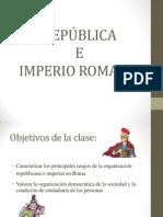 República romana.