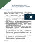 Medidas de Mitigación y Pga