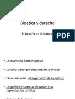 Bioetica y Derecho
