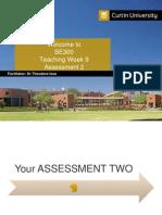 Business Ethics Assessment Doc