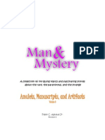 Man and Mystery Vol 08 - Amulets, Manuscripts, And Artifacts [Rev06]
