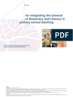 Numeracy and Literacy in Primary School Teaching[1]