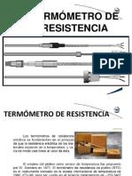 Termometro RTD