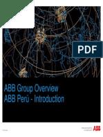 Presentación ABB - Perú