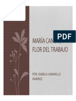 Unidad 6 María Cano - Exposición Isabela Jaramillo - Historia II - Fac. Comunicación Social UPB