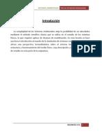 Informe - Sistema Ambiental