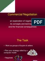 Company Negotiation