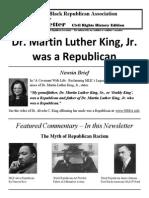 History Of Civil Rights, Republicans And Democrats
