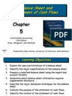 CH_05_Balance Sheet and Statement of Cash Flows