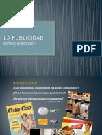 Ppt Publicidad Octavo 2013