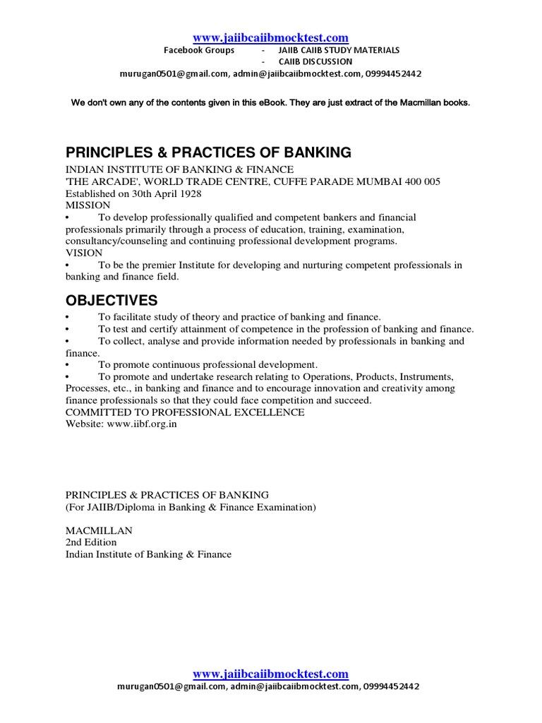 Jaiib macmillan ebook principles and practices of bankingpdf jaiib macmillan ebook principles and practices of bankingpdf reserve bank of india non bank financial institution fandeluxe Gallery