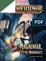 PZO9248 Chronicles - Magnimar, City of Monuments