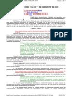 Protocolo Icms 192 de 11 Dezembro 2009