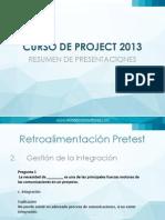 Presentacion MS Project 2013