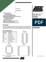 Datasheet Atmel Doc0270