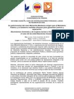 Convocatoria Conferencia de Prensa 03/11