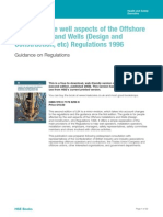 L84 - A Guide to the Well Aspects of the Offshore Installations and Wells