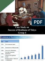 105224417 Benihana Case Study Discussion