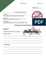 Brainstorm Bullying