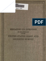 (1921) Regulations and Instructions for the Government of the U.S.C.&.G.S.
