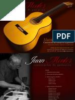 Juan Montes guitar
