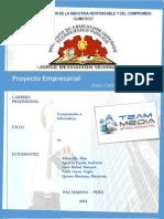 Proyecto Empresarial (Fase I)