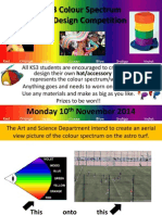 ks3 colour spectrum hat comp