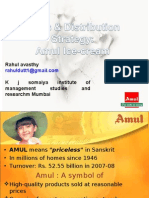 sales and distribution amul icecreams