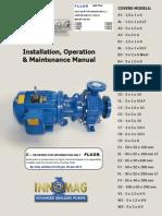 Pump O&M Manual