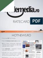 ratecard hotnews