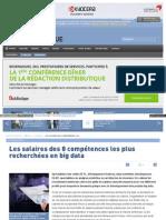 Www Lemondeinformatique Fr Actualites Lire Les Salaires Des