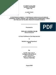 Pregnacy Induced Hypertension (PIH) Case Study - RNSpeak