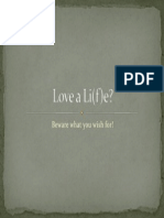 Love a Li(f)e